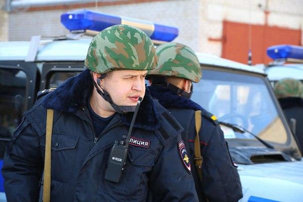 Нижнекамской полиции нужны кинологи, водители, инспекторы патрульно-постовой службы