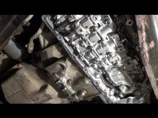 Nissan Qashqai (Ниссан Кашкай) замена масла в вариаторе.