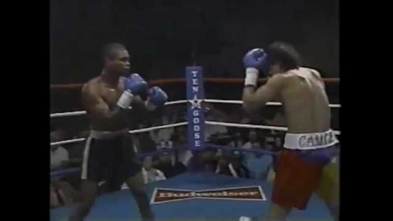 1992-06-27 Louis Howard vs Engels Pedroza II (vacant WBC Continental Americas super welterweight title)