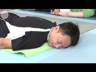 Тренинг по тайскому массажу в Универсальной школе массажа.Саратов. август 2016