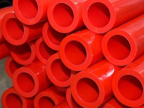 Напорные полиэтиленовые трубы для отопления марки tr