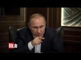Владимир Путин - интервью немецкому изданию «Bild» 2016