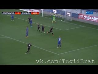 1.FC Magdeburg 1:2 MSV Duisburg