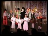 Хор Славянский карагод на Різдвяні дзвони 2012