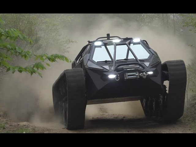 Ripsaw EV2 Luxury Super Tank (Fast Back) Pick-Up Body