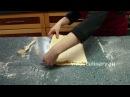 Как сделать дрожжевое слоеное тесто для круассанов