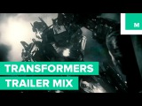'Transformers' as a 1950s Monster B-Movie  Trailer Mix