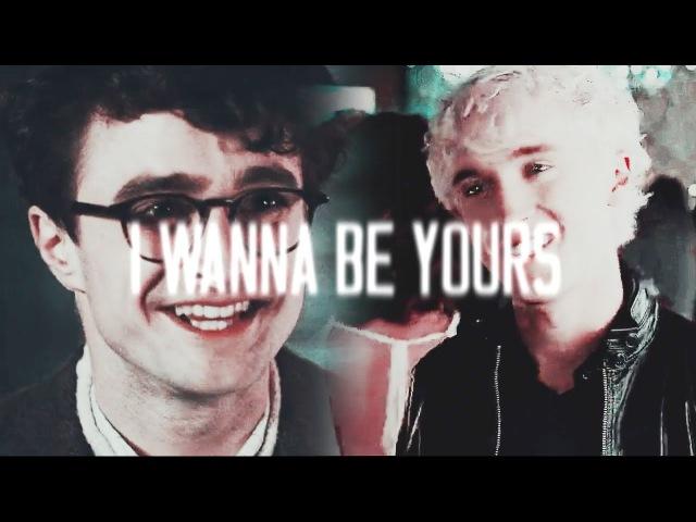 Harry Draco | Wanna Be Yours [AU]