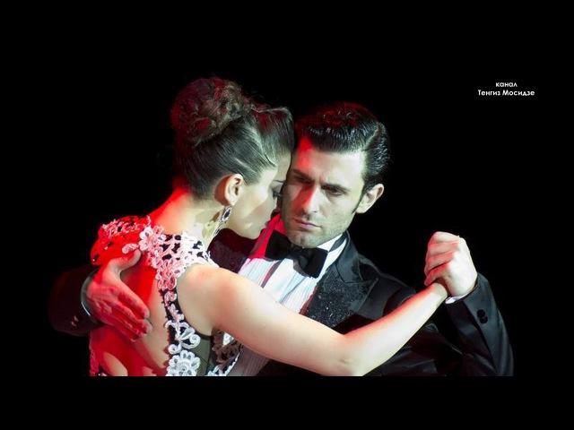 Argentine tango. Gallo Ciego. Fernando Gracia and Sol Cerquides with Solo Tango orquesta. Танго.