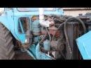 установка турбины трк6с на двигатель д240 мтз 82