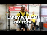 Larry Williams 2K+ Total at 21 Years Old weighing 255