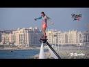 Flyboard Madness with Gemma Weston World Champion