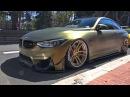 BMW M4 F82 w/ Fi-Exhaust! Revs Wheelspin!