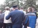 Похищение сепаратистами Владимира Рыбака (Горловка)