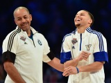 NBA 2K Steph Curry & Dell Curry отец за сына и сын за отца :-)