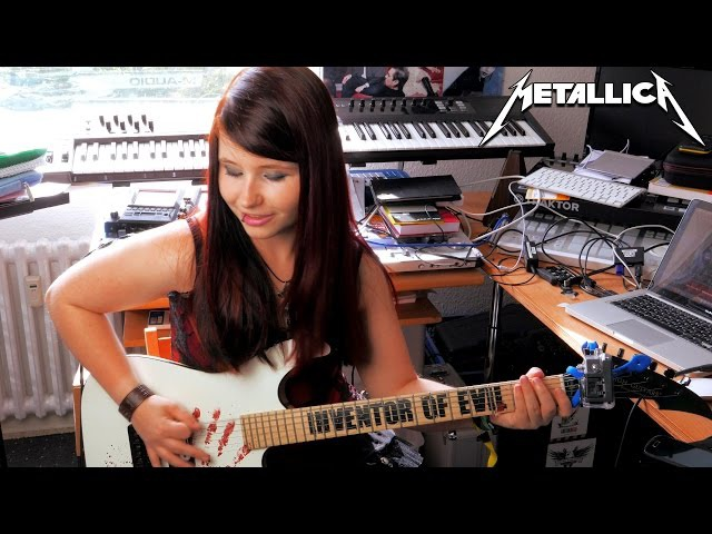 METALLICA The Day That Never Comes GUITAR COVER with SOLO by Jassy J