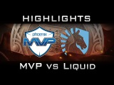 MVP vs Liquid The International 2016 TI6 Highlights Dota 2