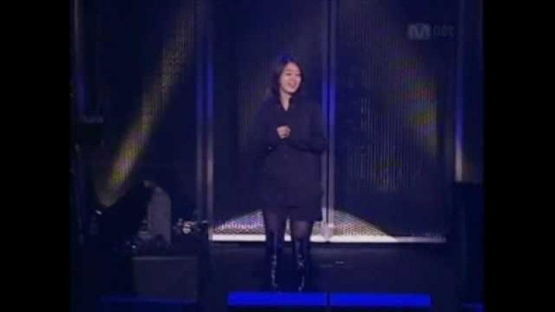 2010.06.26 日本FM Park Shin Hye - Dance Performance