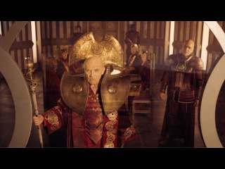 The President of Gallifrey hunts for The Doctor - Doctor Who: Series 9 Episode 12 (2015) - BBC