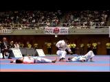 Bunkai to ANAN by Okinawan Team (Finals)
