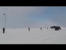 Военный парад в Арктике. о.Котельный 9 мая.Просмотрите до конца