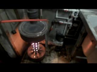 Бесплатное отопление дома, бани и гаража, Моя печка на отработанном масле