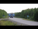 Heavy Haulage Volvo FH16 8x4 and 6x4 with Metso Mill parts to Northland Kaunisvaara