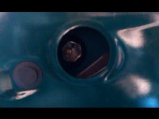 Как снять задний СТОП (Фонарь) Fiat Doblo