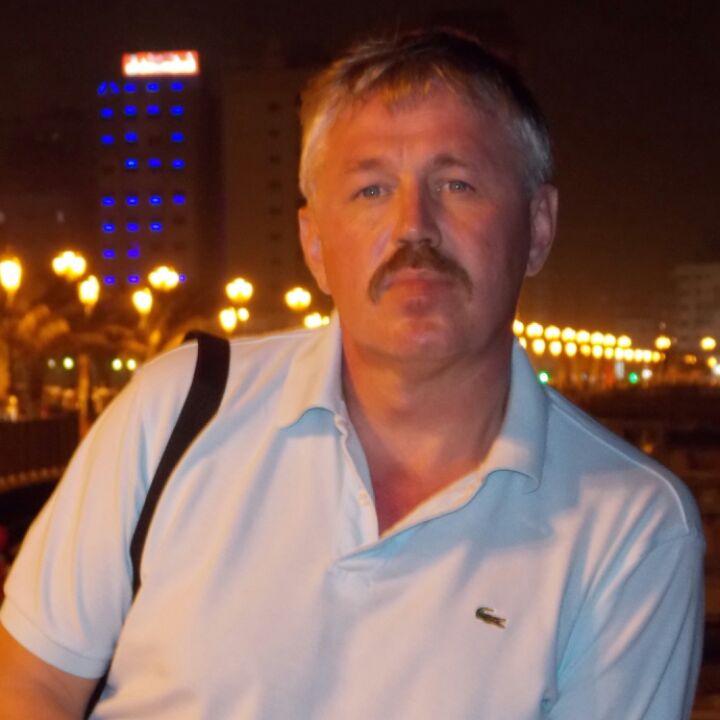 Михаил Поспелов, Октябрьск - фото №1