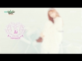 151204 Lovelyz (러블리즈) - Comeback Next Week @ 뮤직뱅크 Music Bank