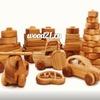 Деревянные игрушки из дерева и фанеры