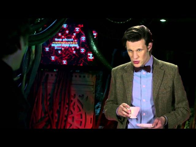 Доктор Кто 7 сезон Инфорарий озвучка от Baibako TV