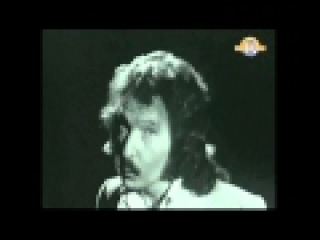 Hurricane Smith - Oh babe what would you say ( Rare Original Footage French TV 1972 )