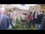 Появились видео задержания крымских татар