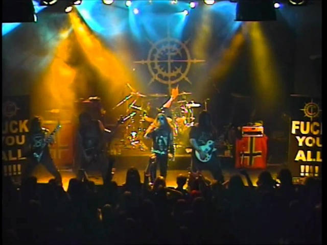 CARPATHIAN FOREST He`s turning blue, live, bands own exclusive bootlegs.