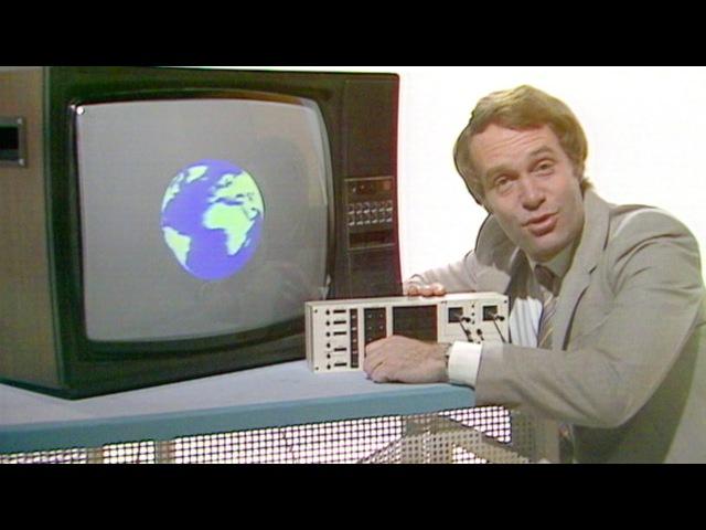 Early CGI | Tomorrow's World | Brit Lab | BBC