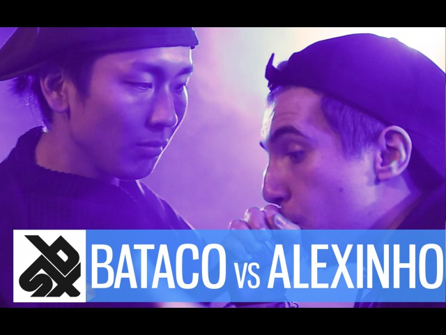 BATACO vs ALEXINHO | Grand Beatbox 7 TO SMOKE Battle 2016 | Battle 15