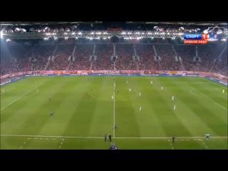 Олимпиакос - Арсенал (Обзор матча)