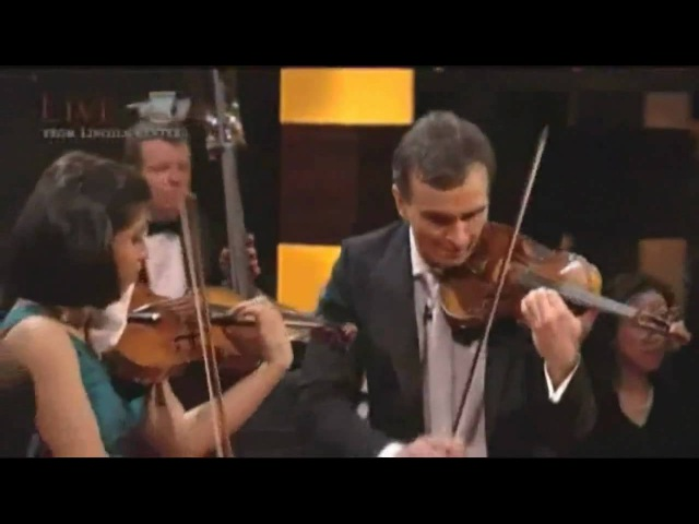 Gil Shaham and Adele Anthony Sarasate Navarra