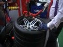 DQN - DU QUESNE Opti-Fit Tyre Changer Demo