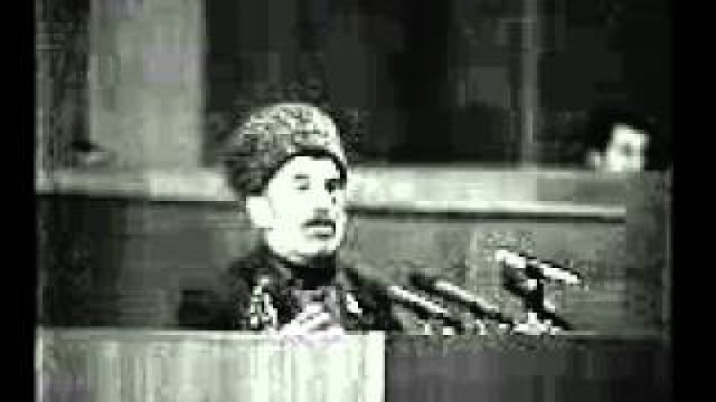 Haci Abdul Parlamentde tarixi cixish