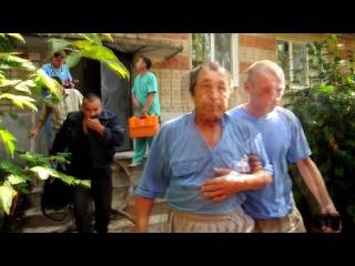 Суровые будни кудымкарских пожарных. Пожар 23 августа 2016