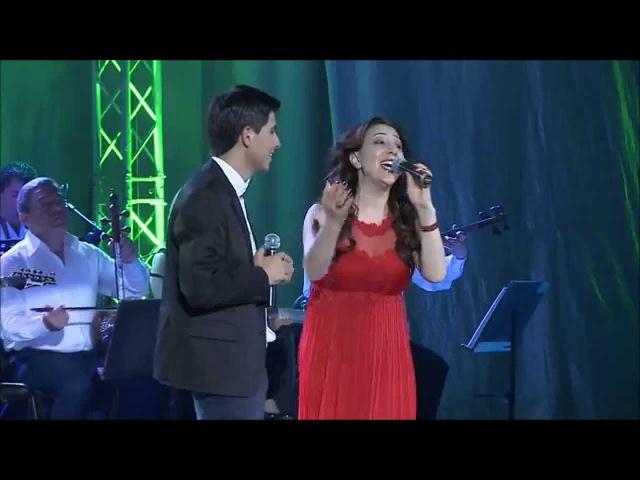 Masis Hunanyan Alla Levonyan-Yar kuzem (live concert)