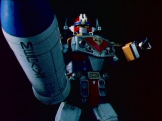 Power Rangers in Space - All Megazord Transformations and Finishers.