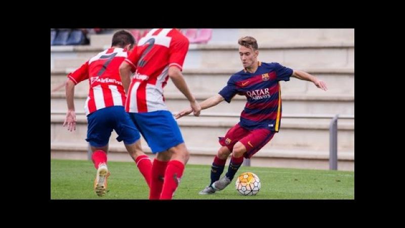 Théo Chendri 2015/2016 ● Barcelona Juvenil A (U18)