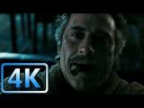 Comedian's Death Scene  Watchmen (2009)  4K ULTRA HD