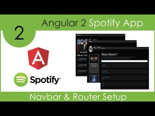 Build An Angular 2 Spotify App - Part 2