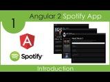 Build An Angular 2 Spotify App - Part 1