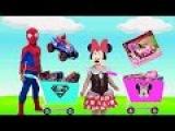КЭТИ и МАКС ВЛОГ Шопинг Игрушки  Минни Маус  Человек-паук  VLOG Shopping toys Катя