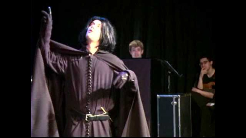 A Very Potter Musical Act 1 Part 3